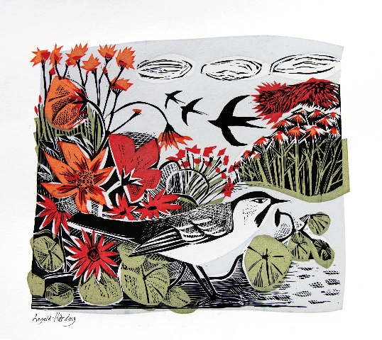 Member angela harding leicester print workshop for Country living magazine phone number